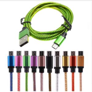 Кабели для зарядки и сетевые блоки