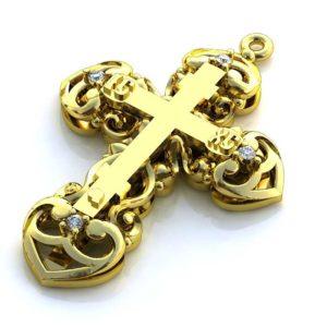Золотые кресты