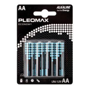 Батарейка алкалиновая Samsung AA/LR6 (4BL) PLEOMAX ECO