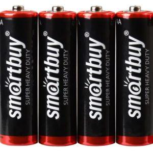 Батарейка солевая SmartBuy AA