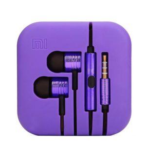Гарнитура Xiaomi MI-5 metal purple