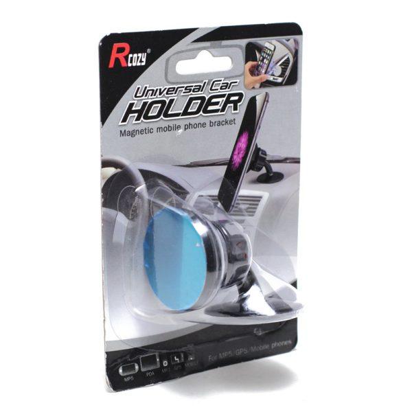 Держатель автомобильный магнитный (для телефона) H1761 black