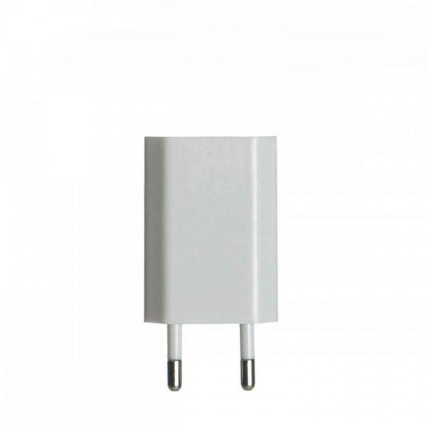 Сетевой блок 8989 4G (1A,1USB) white
